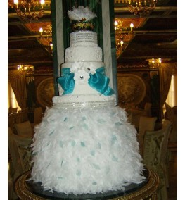 Wedding Cake 041