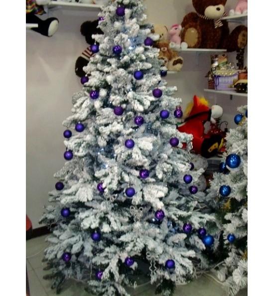 Snowy Christmas Tree.Snowy Christmas Tree For Order In Yerevan