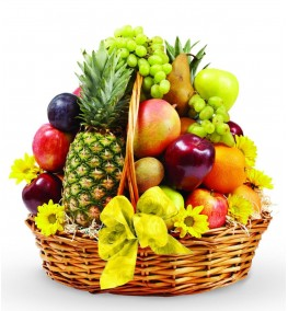 Grand Fruit Basket
