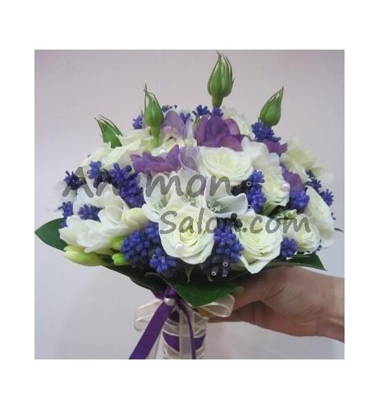 Bridal bouquet -011