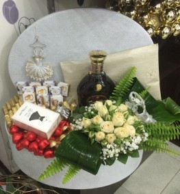 Wedding basket 21