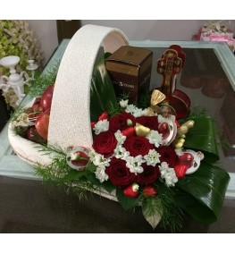 Wedding basket 24