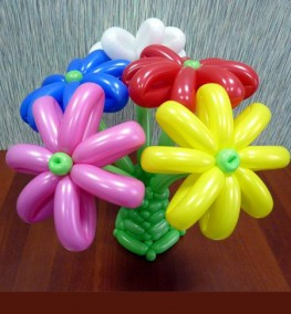 Bouquet Balloons