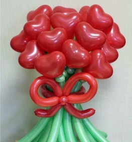 Bouquet of Hearts