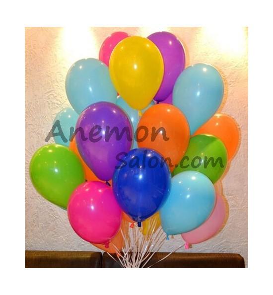 Helium Balloons 004