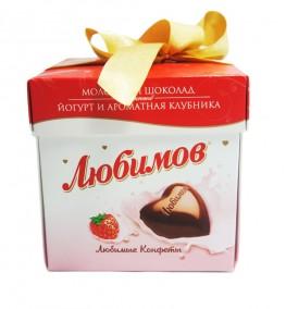 "Chocolate assortment ""Любимов"""