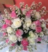 Bouquet of 31 roses