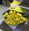 33 Yellow Roses