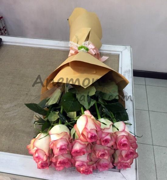 15 Jumelia Roses