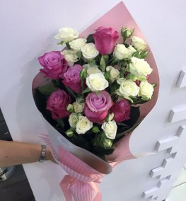 Flower Bouquets Armenia Order Flower Bouquets Yerevan Anemon Flower Salon