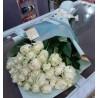 29 White Roses