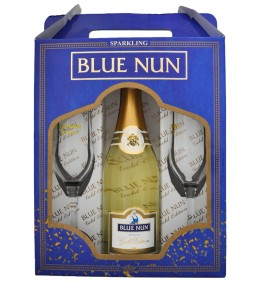 Blue Nun Gold Edition With Box.75L