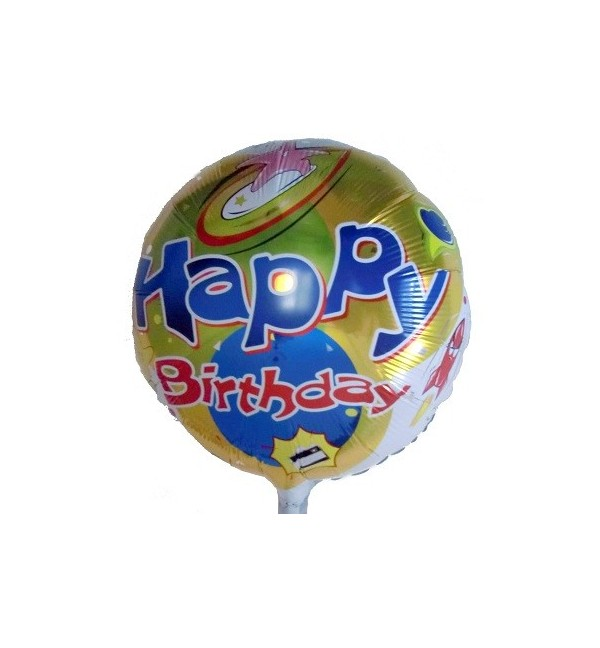 Happy Birthday Balloon For Him Or Her
